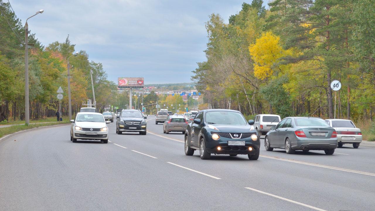 Улицу Худякова в Челябинске могут расширить до 6 полос