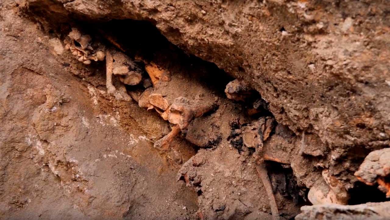 Человеческие останки найдены в Челябинской области