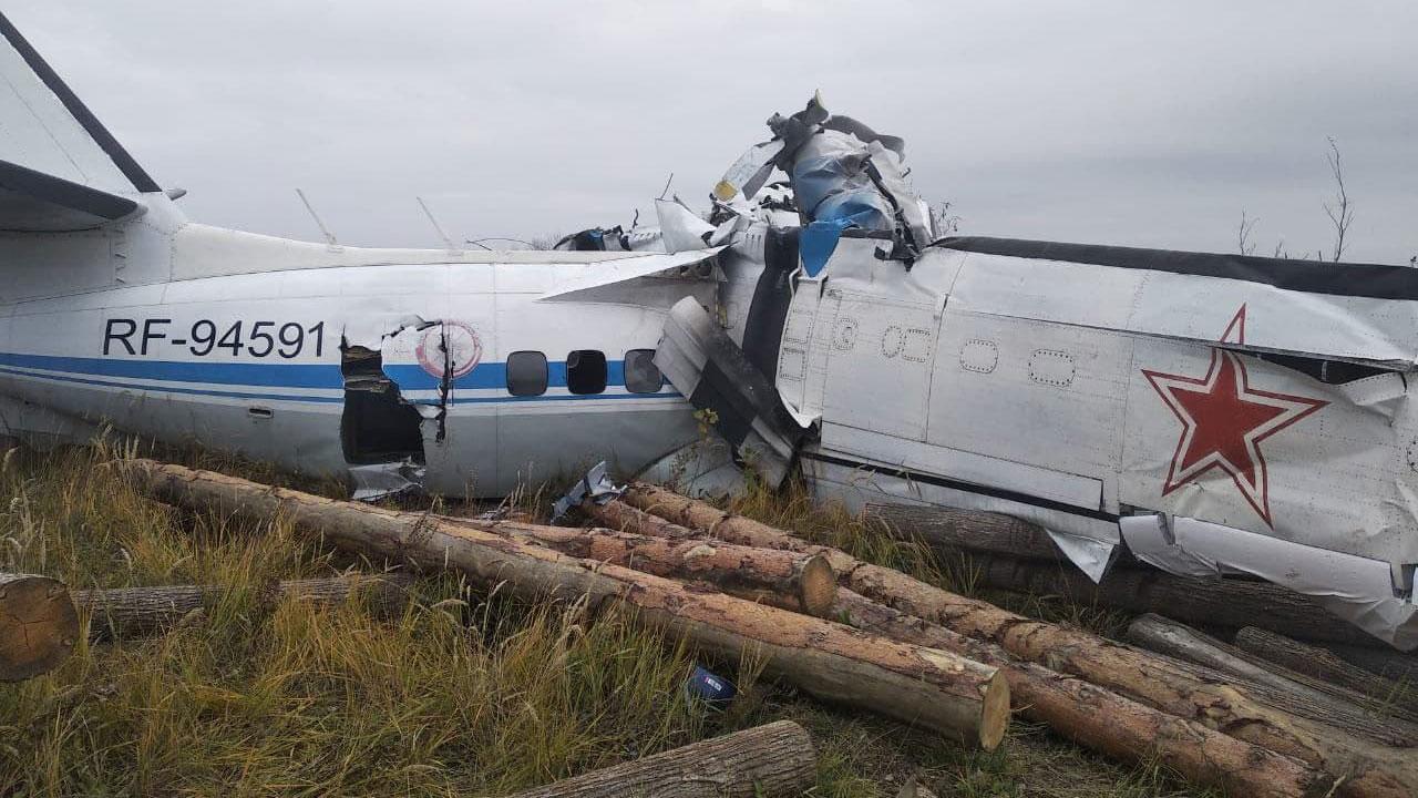В авиакатастрофе в Татарстане погиб житель Челябинской области