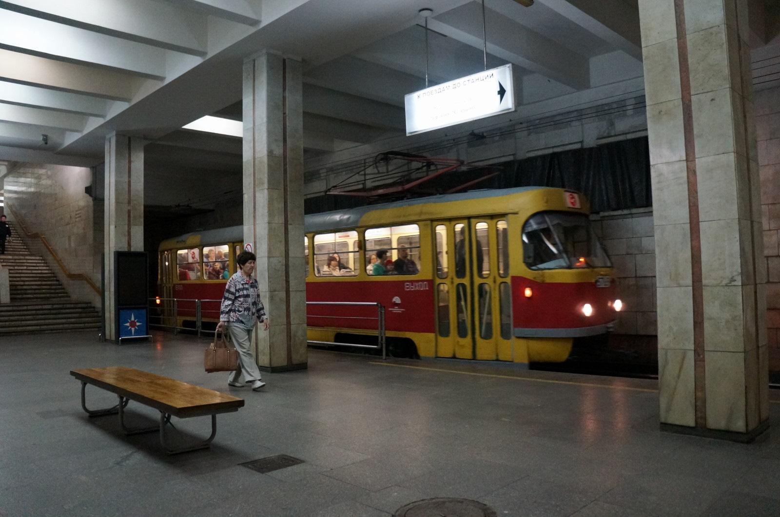 Метротрам запустят в Челябинске в 2025 году