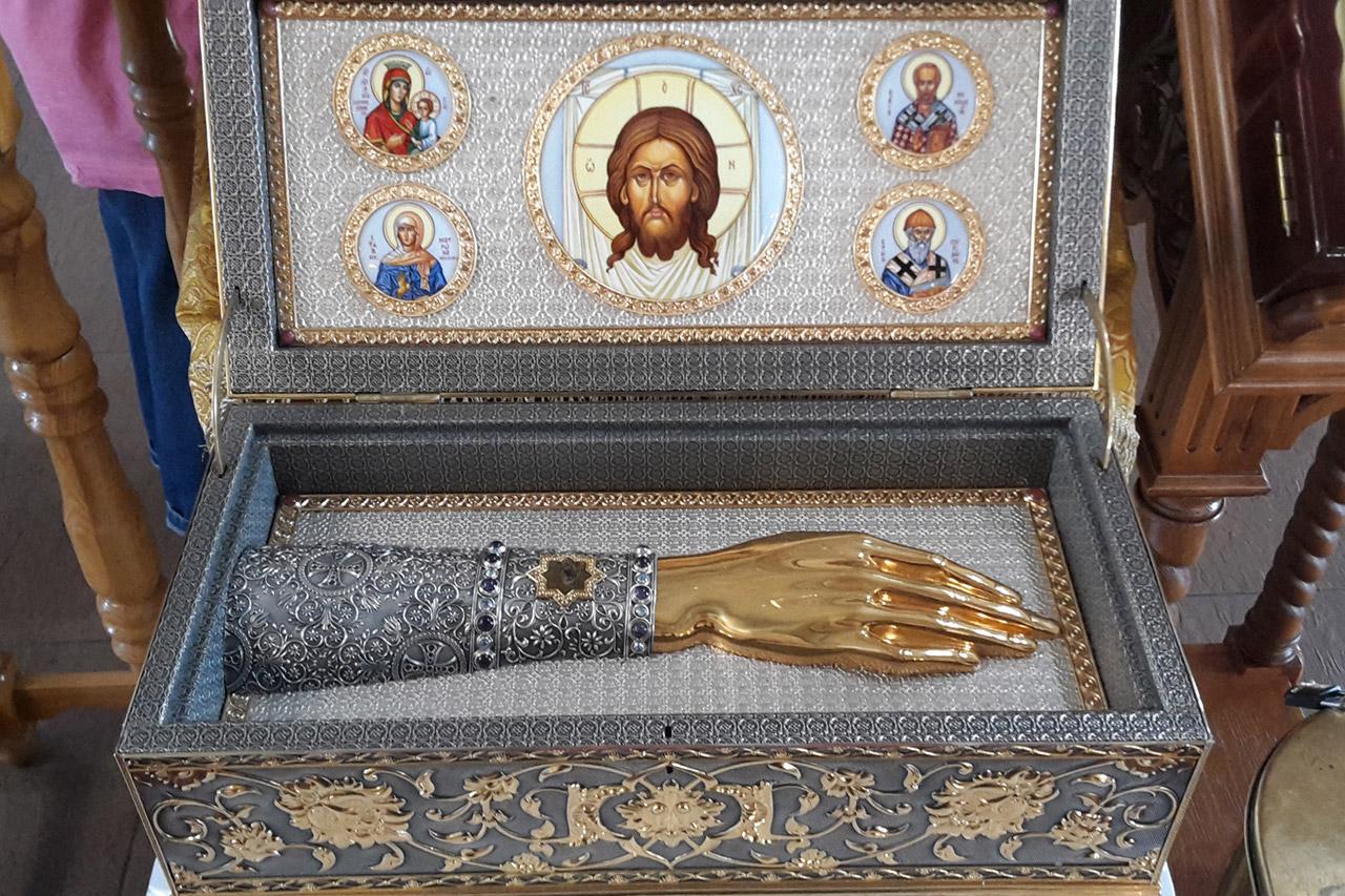 Православные святыни привезут в Челябинск: какие и когда