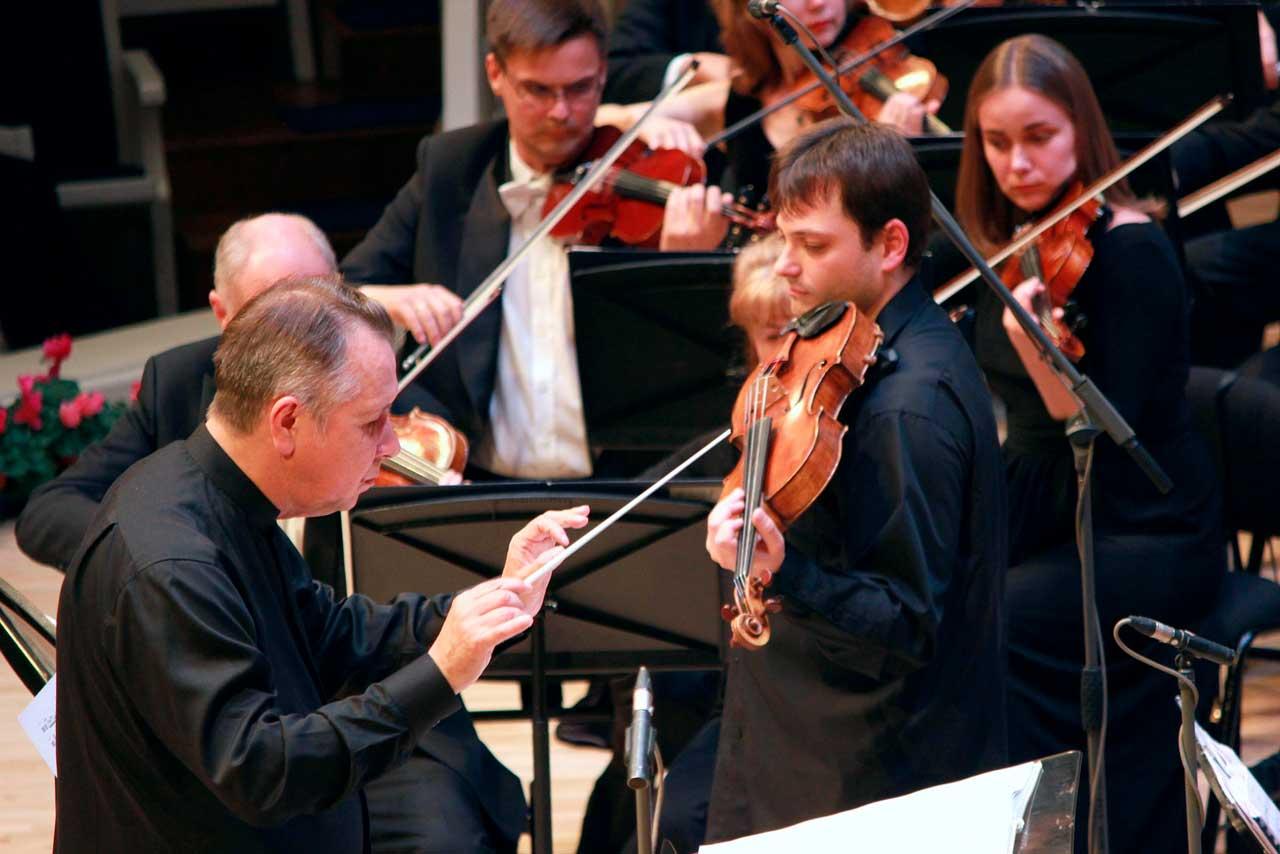 Российский национальный оркестр выступит в Челябинске