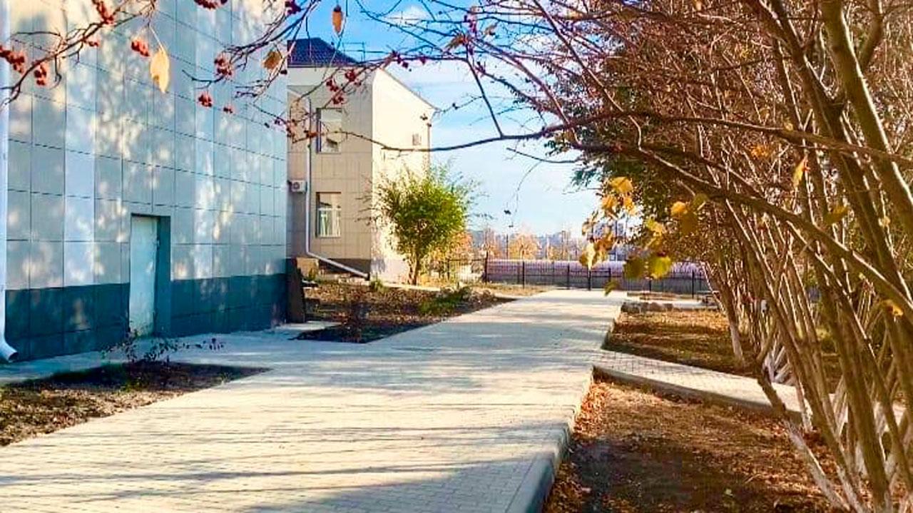 Новый сквер для художников появился в Челябинске