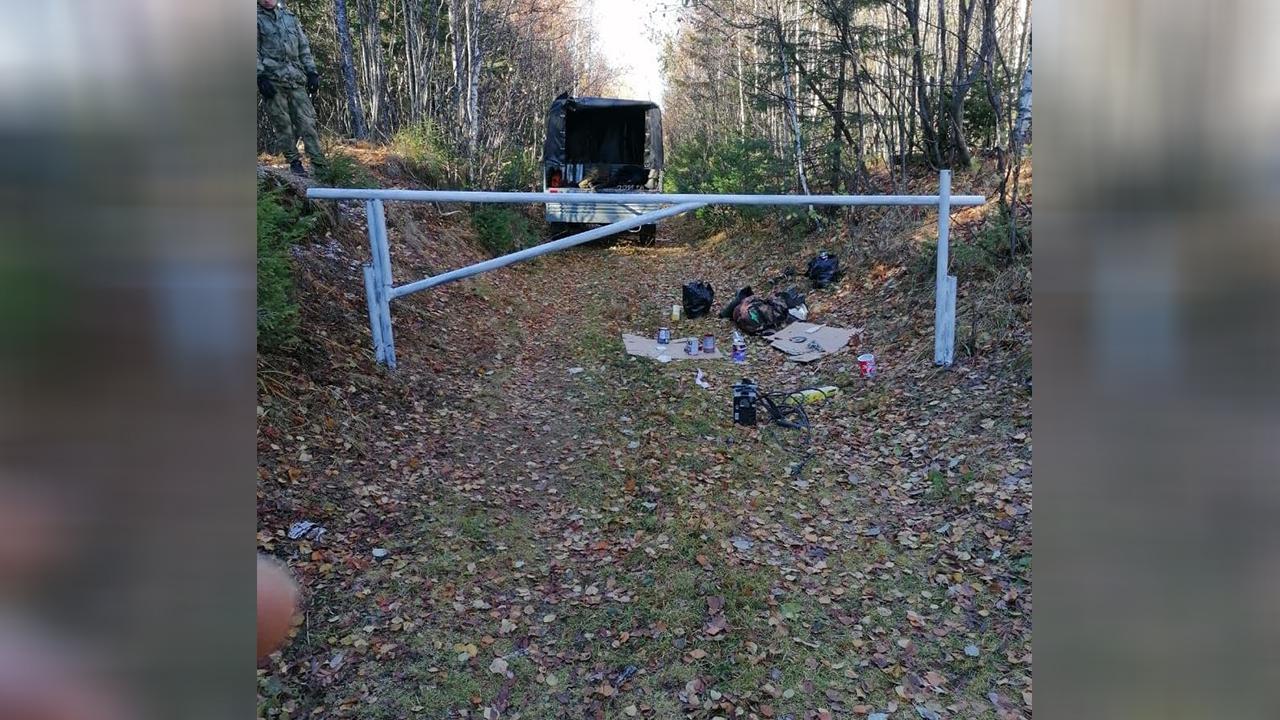 В Челябинской области неизвестный нарушитель «перенес» границу нацпарка на 600 метров