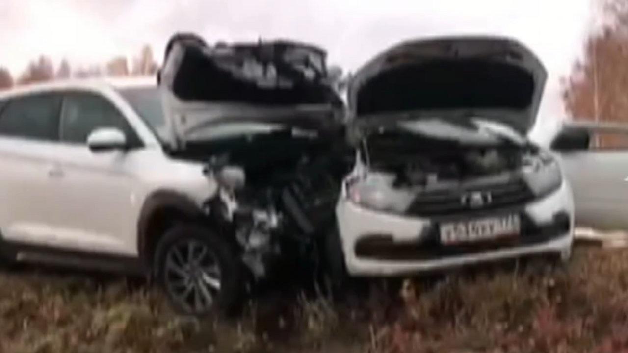 Жесткое ДТП произошло в Челябинской области, есть погибший