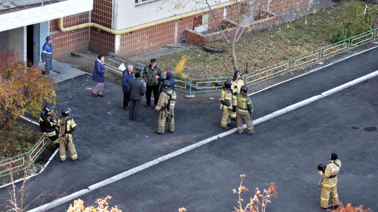 Утечка газа произошла в жилом доме на Южном Урале